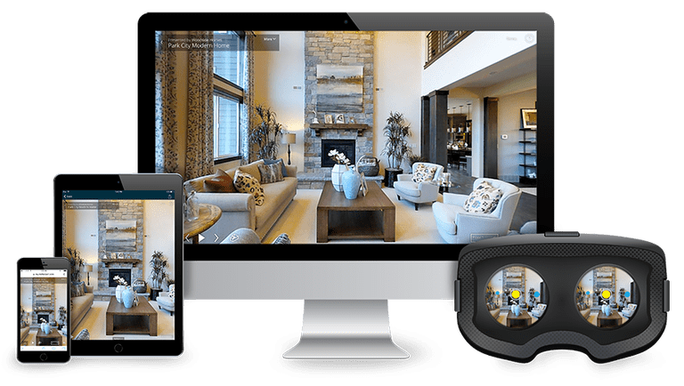 Matterport - viewable on all devices